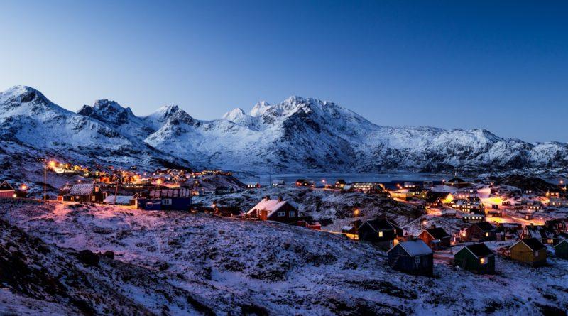 グリーンランドに行こう
