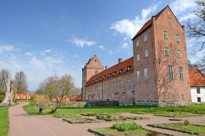 バックスキック城 スウェーデンの城